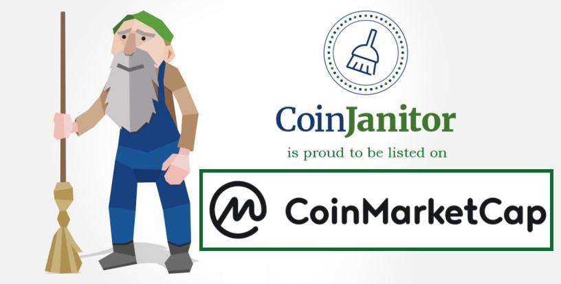 CoinJanitor CMC CoinMarketCap