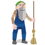 coinjanitor the crypto janitor